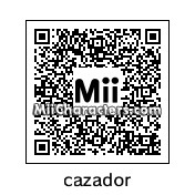 QR Code for Hunter of Hair by SAMU0L0