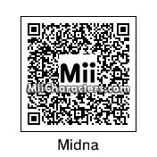 QR Code for Midna by MidnaGamer