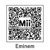 QR Code for Eminem by AnthonyIMAX3D
