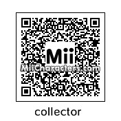 QR Code for The Collector by quibie