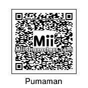 QR Code for The Pumaman by Potahto