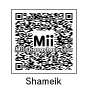 QR Code for Shameik Moore by AnthonyIMAX3D
