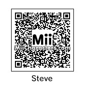 QR Code for Steve by BumSticks