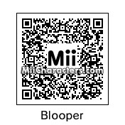 QR Code for Blooper by TeeOS