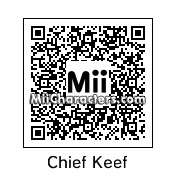 QR Code for Chief Keef by nick381