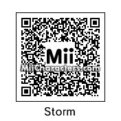 QR Code for Storm by Gertrudis