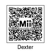 QR Code for Dexter Darden by AnthonyIMAX3D