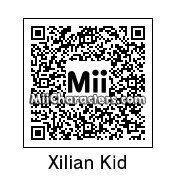 QR Code for Xilian Kid by DxD Dragon