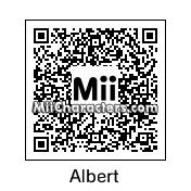 QR Code for Albert Contiello by ZM5