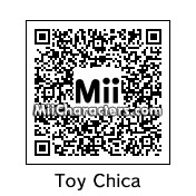 QR Code for Toy Chica by Eddy