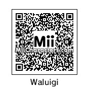 QR Code for Waluigi by Adult Swim