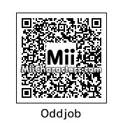 QR Code for Oddjob by TeeOS