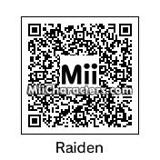 QR Code for Raiden by NE0