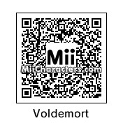 QR Code for Lord Voldemort by Eben Frostey