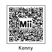 QR Code for Kenny Dermot by ZM5