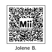 QR Code for Jolene Blalock by celery