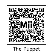 QR Code for The Puppet by Ghoul McSpook