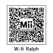 QR Code for Wreck-It Ralph by Ghoul McSpook