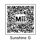 QR Code for Sunshine Goodness by ScrotesMcGotes