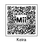 QR Code for Keira Knightley by celery
