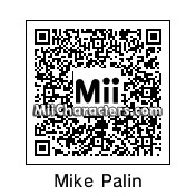 QR Code for Michael Palin by celery