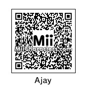 QR Code for Ajay Ghale by suicidemission