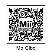 QR Code for Maurice Gibb by Zhardeen