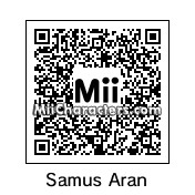 QR Code for Samus Aran by Alien803