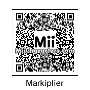 QR Code for Markiplier by pichu9014