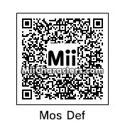 QR Code for Mos Def by Law
