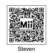 QR Code for Steven by Vectrometer