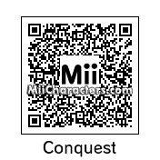 QR Code for Conquest by Vectrometer