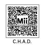 QR Code for C.H.A.D. by Vectrometer