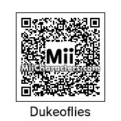 QR Code for The Duke of Flies by Vectrometer