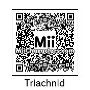 QR Code for Triachnid by Vectrometer