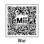 QR Code for War by Vectrometer