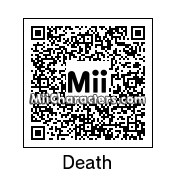 QR Code for Death by Vectrometer