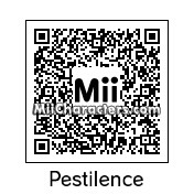 QR Code for Pestilence by Vectrometer