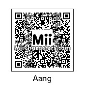 QR Code for Aang by Cyborgsaurus