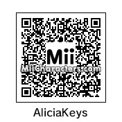 QR Code for Alicia Keys by Law