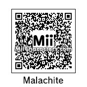 QR Code for Malachite by VGFM