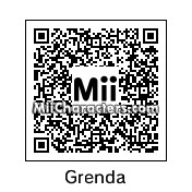 QR Code for Grenda by Cyborgsaurus