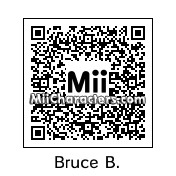 QR Code for Bruce Banner by Cyborgsaurus
