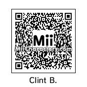 QR Code for Clint Barton by Cyborgsaurus