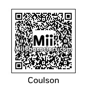 QR Code for Phil Coulson by Cyborgsaurus