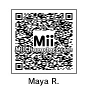 QR Code for Maya Rudolph by Law