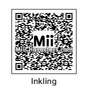 QR Code for Inkling by Cyborgsaurus