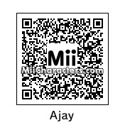 QR Code for Ajay by Ajay