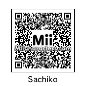 QR Code for Sachiko Shinozaki by MrBurd