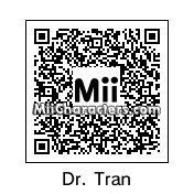 QR Code for Dr. Tran by Alien803
